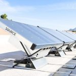 Extracting water from thin air made possible with solar powered water device